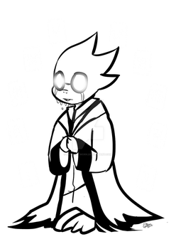 XTale!Alphys - Underverse by JakeiArtwork