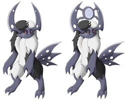 Evolution of Absol by Twime777