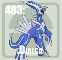 483 Dialga by Pokedex