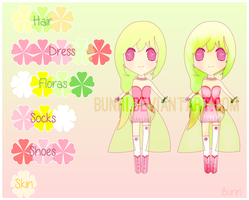 Florffs Adoptable {OPEN} {100 POINTS} by Bunri