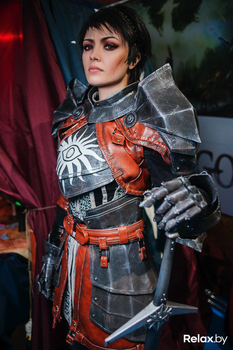 Cassandra Pentaghast cosplay UniCon 2015 by HydraEvil