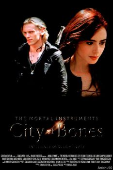 City of Bones fanmade movie poster 2 by Anichu90v2