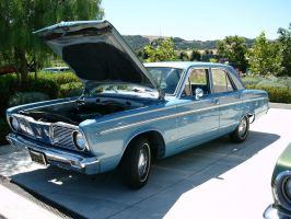 1966 Plymouth Valiant 200 4 dr by RoadTripDog