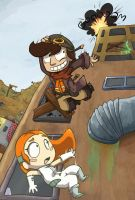 Deponia by LeniProduction