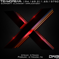 X-Track Clan Werbung :D by ShikoDesigns
