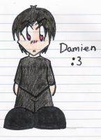 Damien Chibi by southpark903