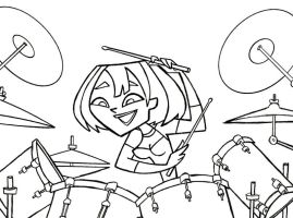 TDI sketch trentsspecial by TDI-Exile