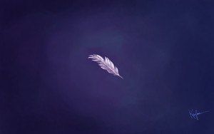feather study by mechast