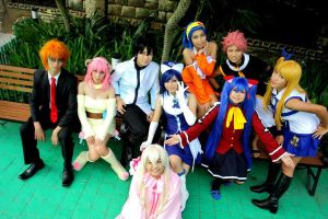 Fairy Tail: Guild by shien7aries