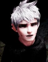 Goth Punk Jack Frost by CrackedHopehead