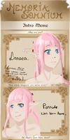 MS: Linnaea Intro Meme by Bifunctional