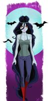 Marceline by JustinCoffee