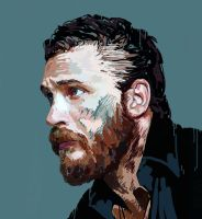 Tom Hardy by POLO88