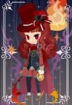 OC- Ruby Hawthorn-The Mad Hatter by Raya718