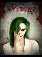 She's a Joker by SALAM-SOL