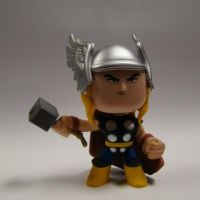 Funko - Mystery Minis - Marvel - Thor by Viper005