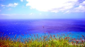 The Blue Earth by AllAboutDianne