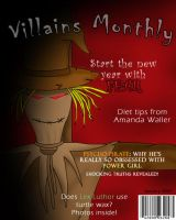 Villains Monthly 5: Scarecrow by Oracle01