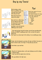 Working at the orphanage - Tutorial by TheXIIILightning