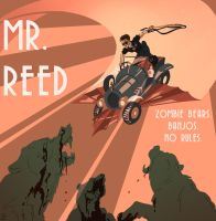 Steam Powered Giraffe- Mr. Reed by olafpriol