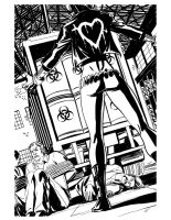 Green Arrow 29 p8 by Miketron2000