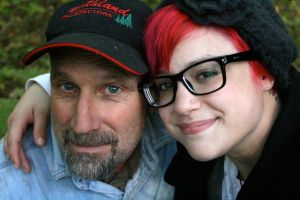My Dad and Me by StolenSecrets