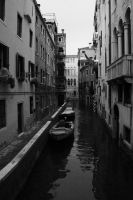 Venice Canal by Moonlit-Essence