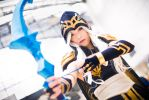 Ashe - League of Legend by YumiCosplay