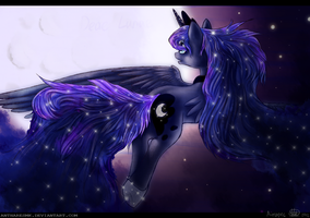 Deae Lunae by AntharesMK