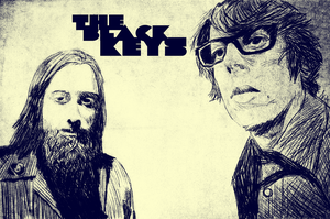 The Black Keys by AYSAMO