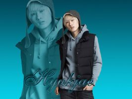 Super junior Eunhyuk wallpaper by mandana21