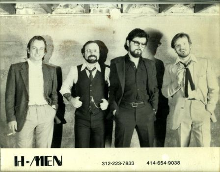 The H-Men by philmarusa