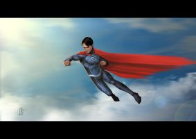 It's a Superman! by AGRbrod