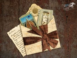 A letter from Florence by marveen86