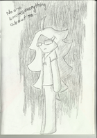 No one knows everything about me... by Marry-Adinka