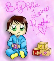 Baby Allie Loves You~ by EmiMagick