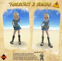 Fallout 3 Lucia Version 2 by Deathbymodding