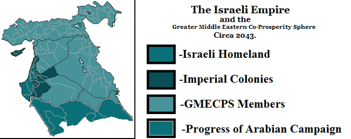 Greater Middle Eastern Co-Prosperity Sphere by AltruisticHedonist