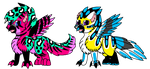 griffin babys May-Ya by StephsAdopts