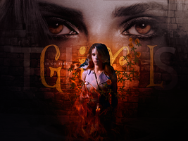This Girl is on fire Blend by HayleyGuinevere