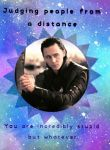 Tom Hiddleston Relatable serie 2 by BeccaMalory