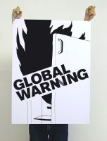 globalwarning by gustaf-pinsel