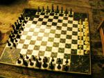 Four Player Chess Board by goe5