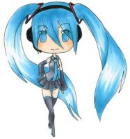 vocaloids by BettyPimm
