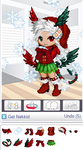 Gaia Online: Carolling and Charity Avatar by icefox94