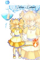 [MI] Child!Ember - Event Potion Bleue by Buttea