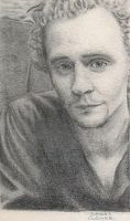 Tom Hiddleston by DegasClover