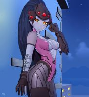 Widowmaker by Kuroonehalf