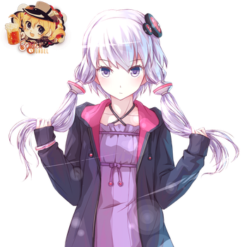 Emilia || Vorpal Bunny  Anime_grey_girl_render_by_younbel2000_by_younbel2000-d9nk808