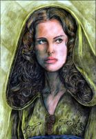 As Padme Skywalker by leiaskywalker83